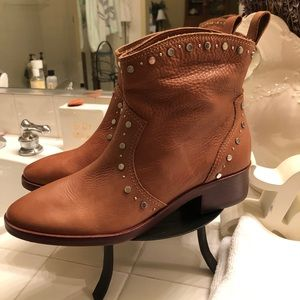 Stylish ankle boots